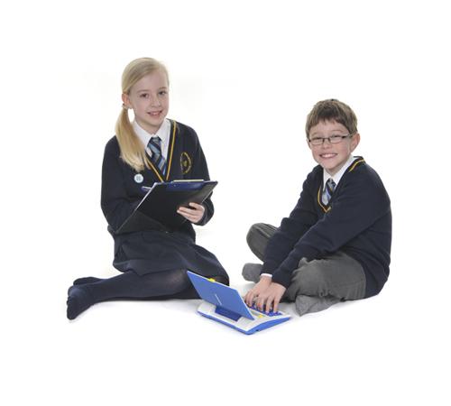 Западный вариант школьной формы для детей