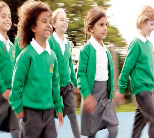 Школьная форма для детей современного образца