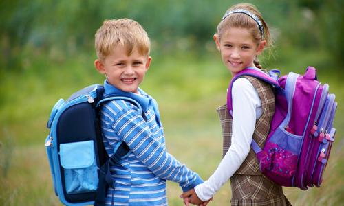 как выбрать детский школьный рюкзак