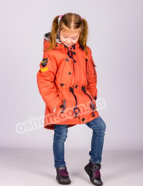 детская парка на девочку