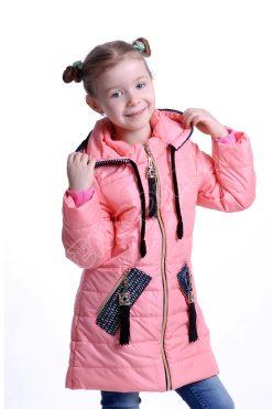 Демисезонная куртка для девочек парис