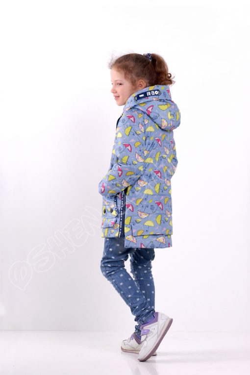 Демисезонная куртка для девочек р боби оптом от производителя