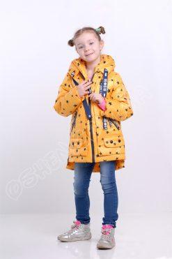 Демисезонная куртка р боби звезды