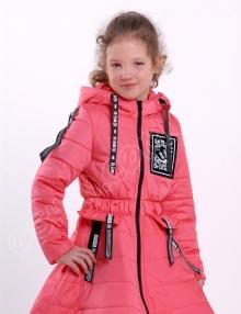 куртка для девочек олдсол розовый