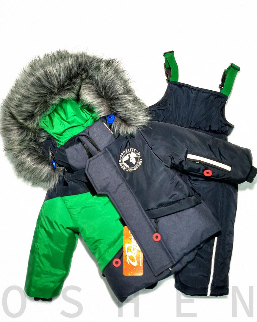 zimnij-kombinezon-dlya-malchika-kupit-ukraina-avangard-zelenyj2