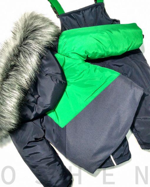 zimnij-kombinezon-dlya-malchika-kupit-ukraina-avangard-zelenyj3